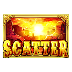 wild west gold สัญลักษณ์ scatter